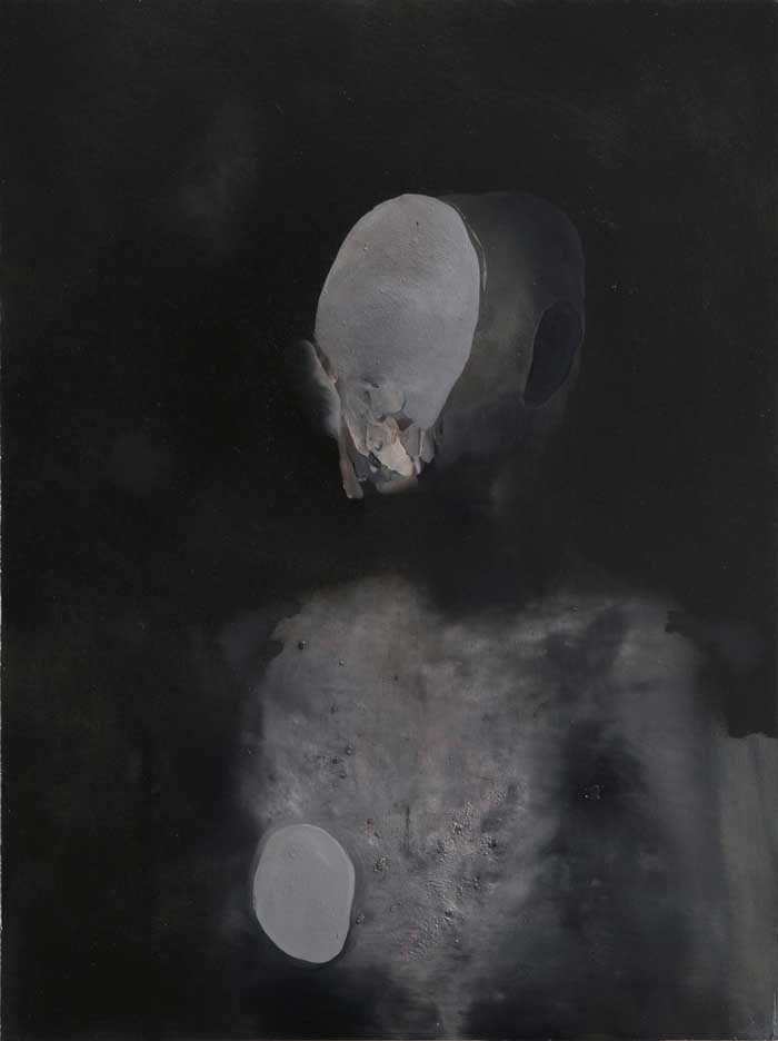 2011/2012, oil on wood, 40 x 30 cm
