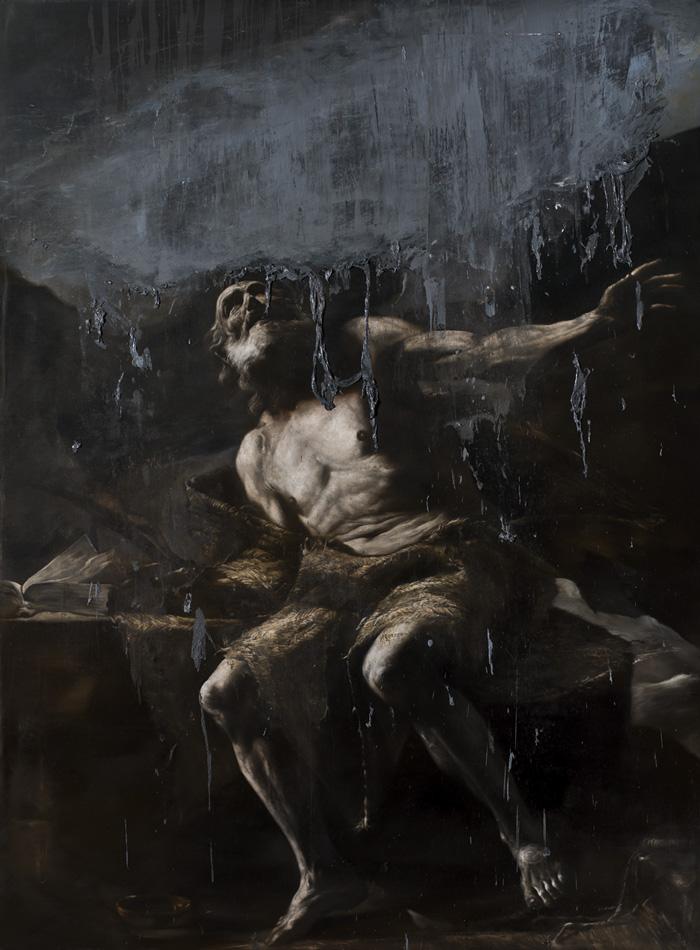 2010, oil on linen, 200 x 150 cm